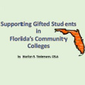 Supporting Gifted Students in Florida's Community Colleges